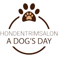 Hondentrimsalon A Dog's Day Logo